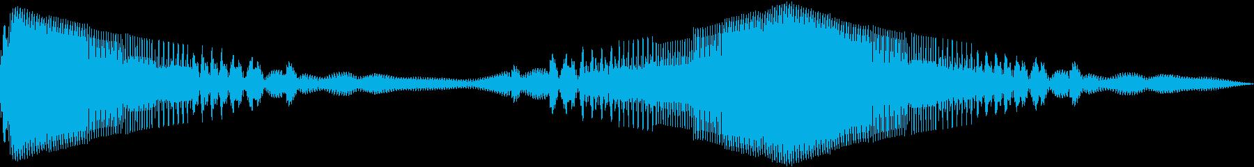 ランダム合成0610 ZGの再生済みの波形