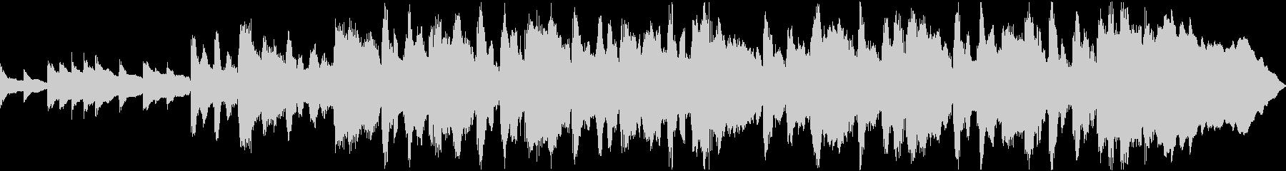 アコースティックサウンドのミニマル...の未再生の波形