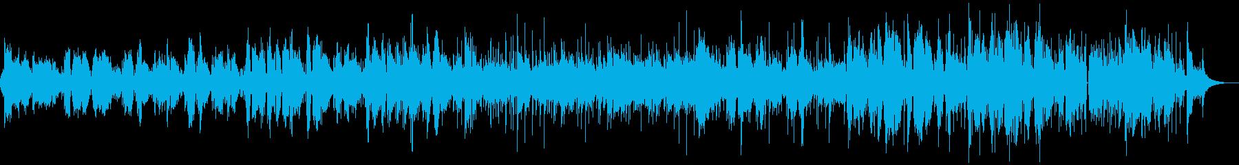 ライブ感が◎ アコギの弾き語り/バラードの再生済みの波形