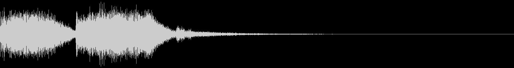テーレッテレー3/レベルアップなどの未再生の波形