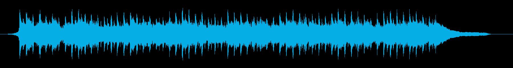 CM15/アコギ/爽やか/穏やか/感動的の再生済みの波形