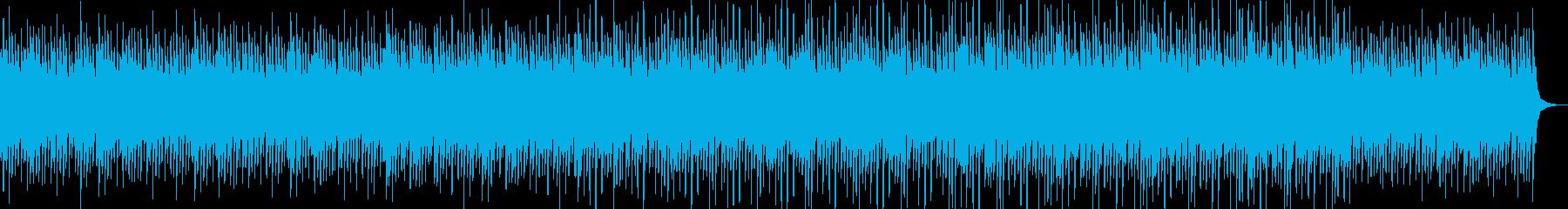 ハープ・優しい・ヒーリングの再生済みの波形