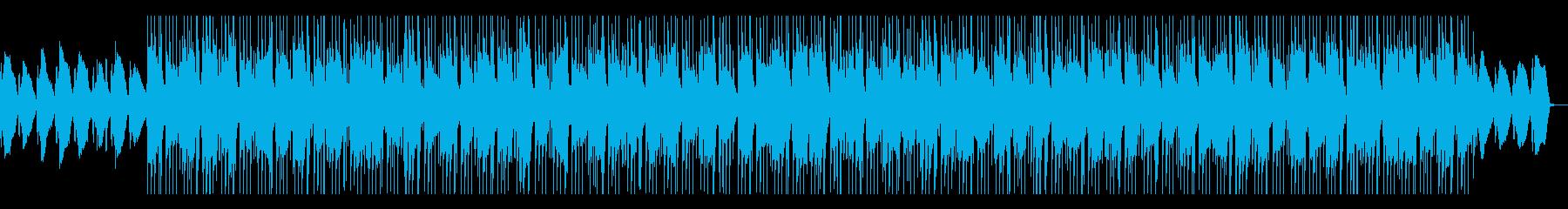 シックなJazzフュージョン系サウンドの再生済みの波形
