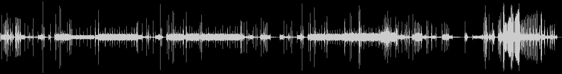 【生録音】家庭用プリンター03ロングの未再生の波形