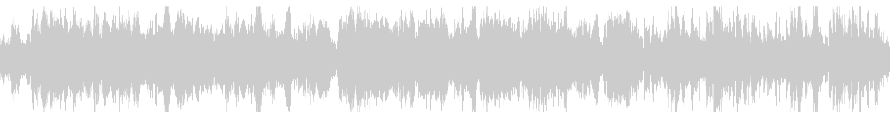 お化け・ダンジョン ホラーBGM/ループの未再生の波形