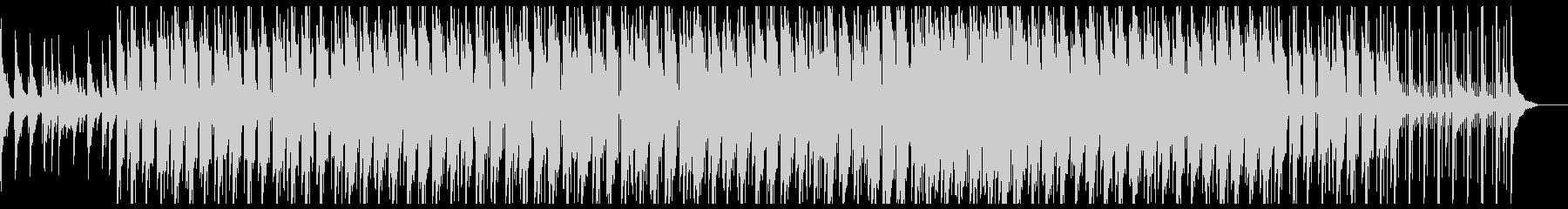 ジャジーなLo-Fi アナログノイズ無しの未再生の波形