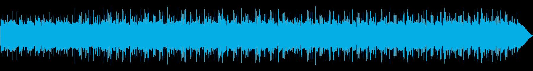 kawaii・R&B・夜のガールズトークの再生済みの波形