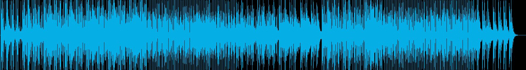キュートなChillhop-動画・店舗等の再生済みの波形