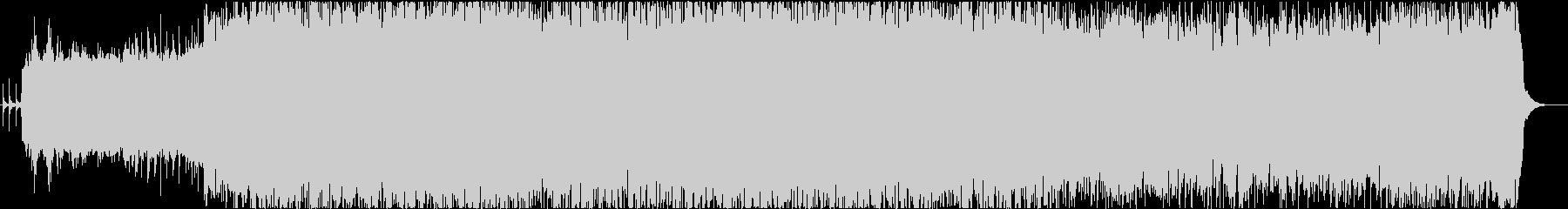 生演奏/パンク/学園祭/バンド/逃走の未再生の波形