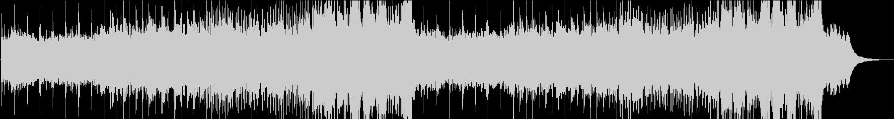 カノン オルゴールオーケストラの未再生の波形