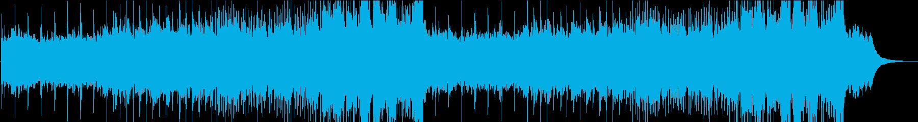 カノン オルゴールオーケストラの再生済みの波形