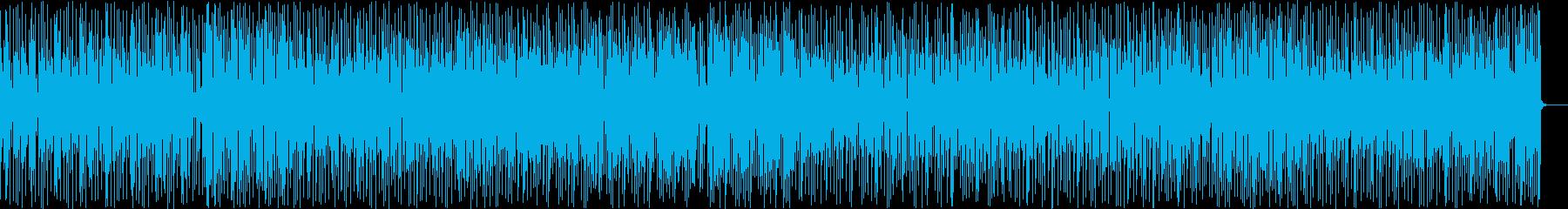 ウキウキ可愛い!爽やかな日常系BGMの再生済みの波形