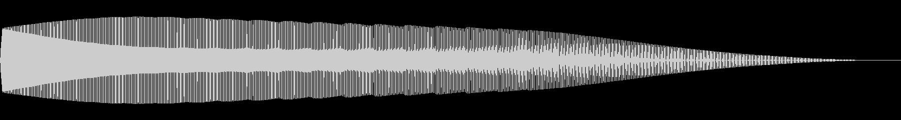 ポロロローン(ファミコン/ジャンプ/失敗の未再生の波形