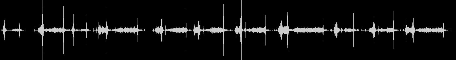 1952アンティークロータリー電話...の未再生の波形