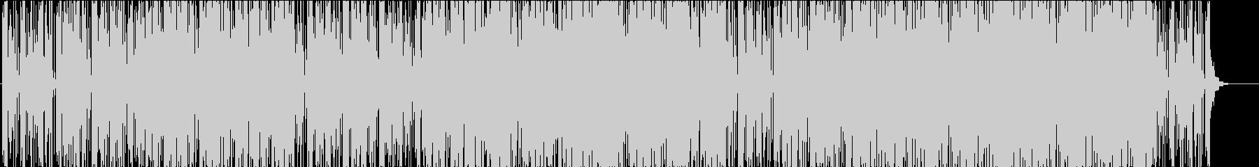 ストリングスがメインのディスコハウスの未再生の波形