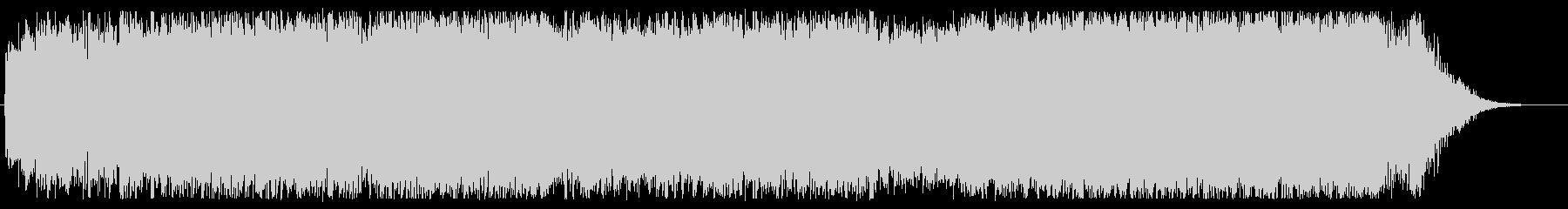 ダークファンタジーオーケストラ戦闘曲63の未再生の波形