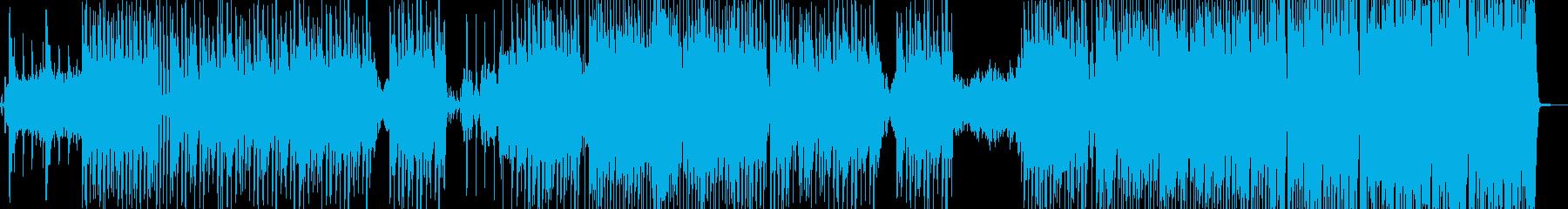 男女の口論をイメージ・ヒップホップ 長尺の再生済みの波形