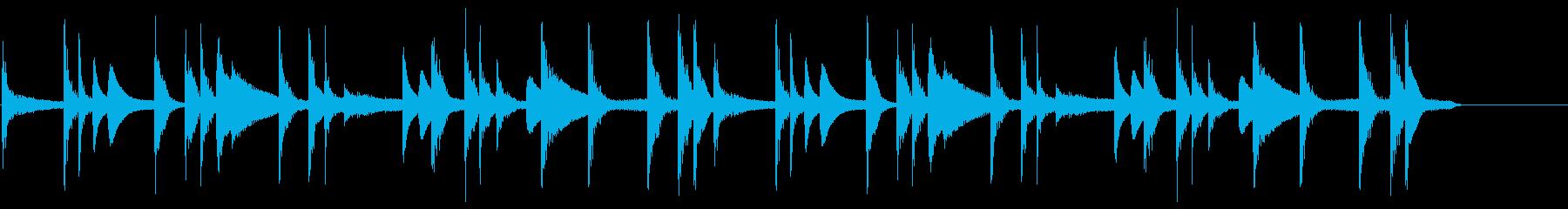SYFIチャネルステーションIDに...の再生済みの波形