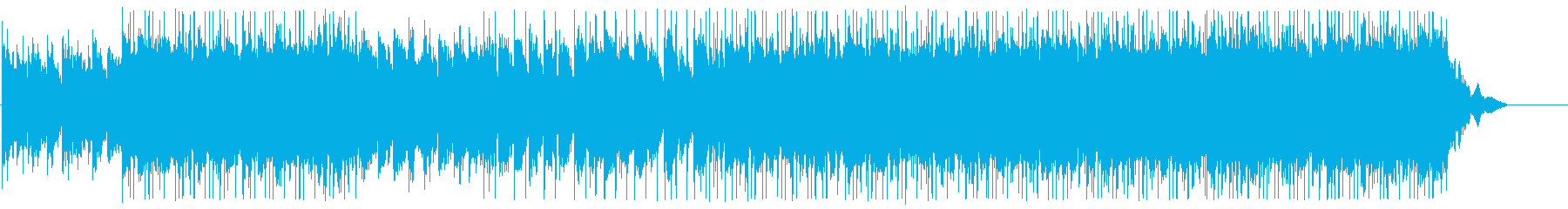 感動シーンに最適なギターポップの再生済みの波形