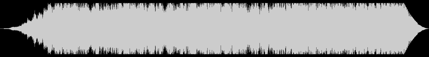 スペースドローン:スペースインベーダーの未再生の波形