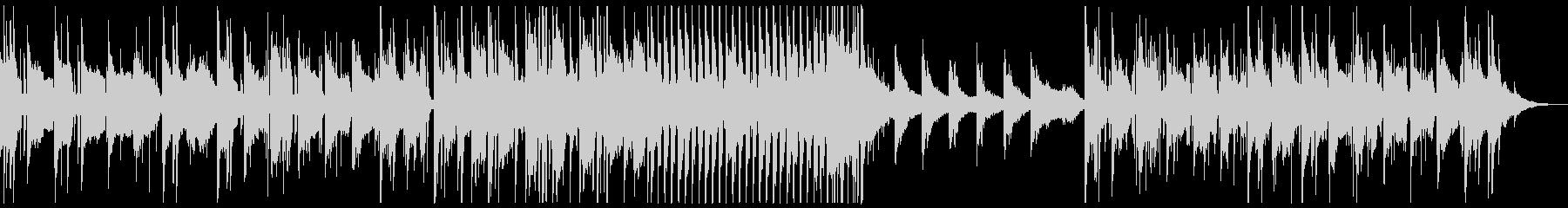 のんびり_漂う_ノスタルジーの未再生の波形