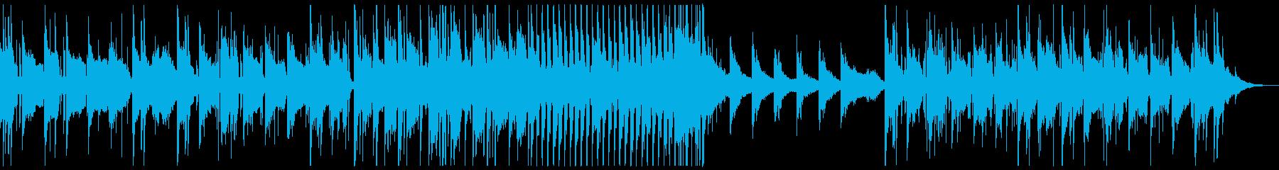 のんびり_漂う_ノスタルジーの再生済みの波形