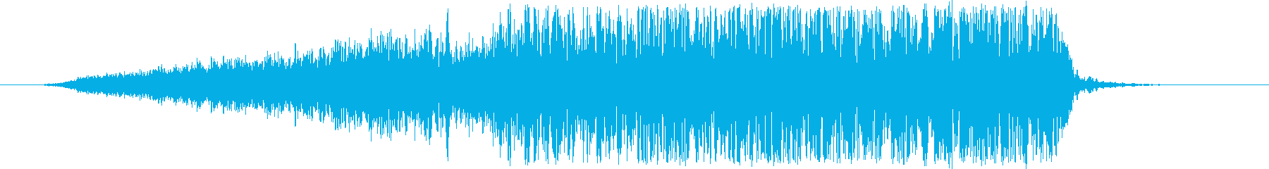 宇宙機または船:パワーダウンの再生済みの波形