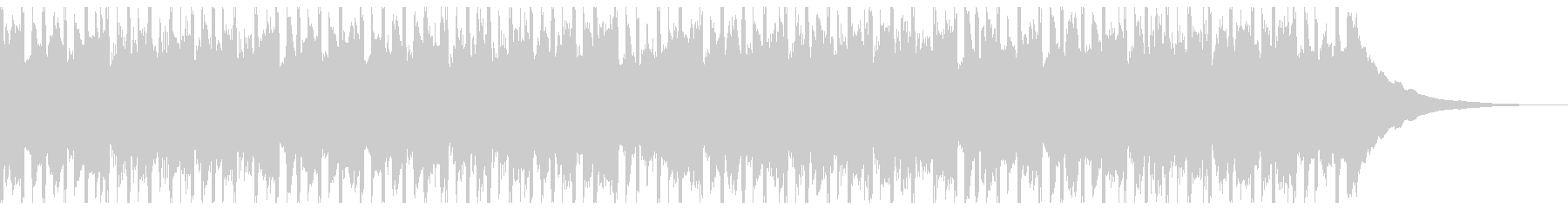 構築(ショート2)の未再生の波形