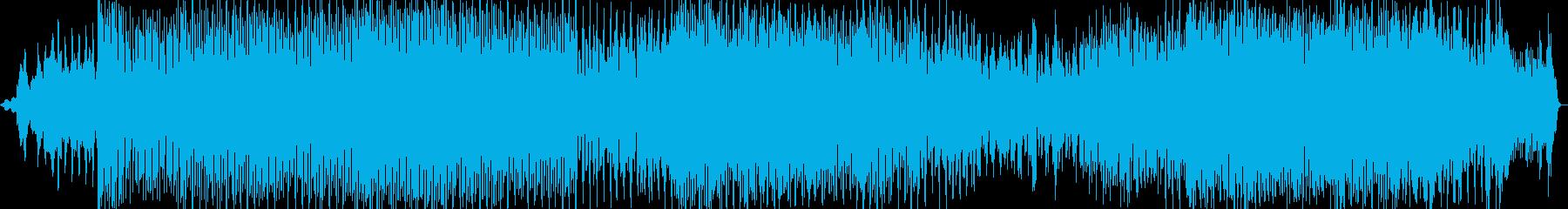 ヨレヨレでサイケなテクノ_催眠_幻覚の再生済みの波形
