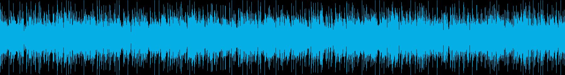 ジングルループ ワブル、EDM、トランスの再生済みの波形
