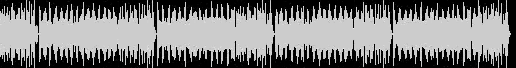 コミカルオーケストラ/カラオケの未再生の波形