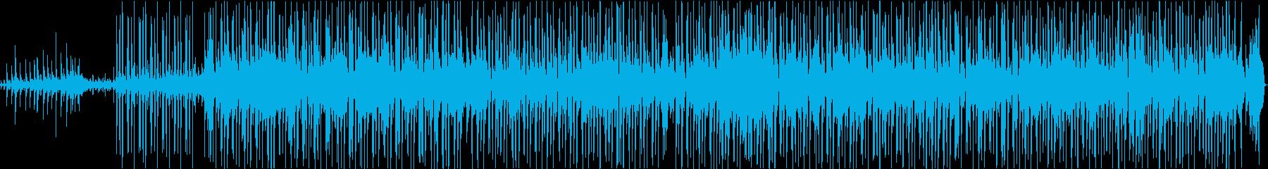 ユニークなジャズ楽器のキュー。フル...の再生済みの波形