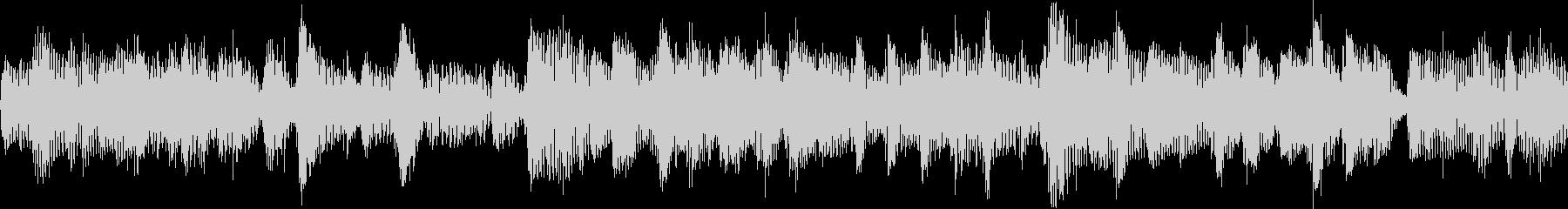 4ビートジャズのジングル2_(ループ)の未再生の波形