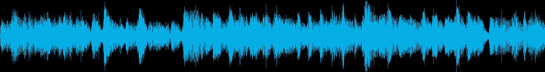 4ビートジャズのジングル2_(ループ)の再生済みの波形