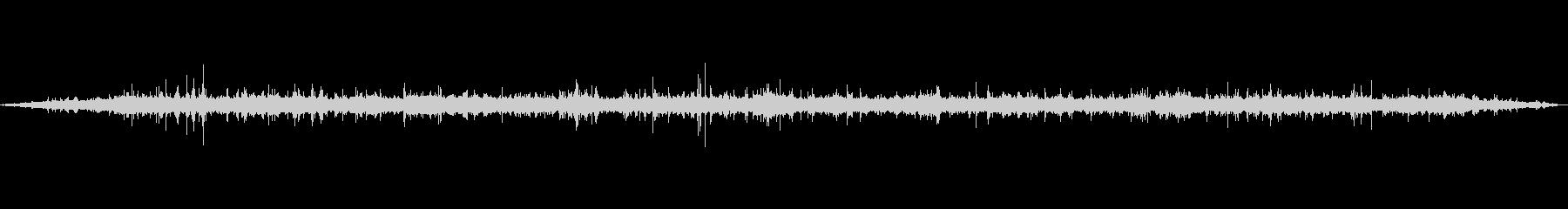 [ASMR]波打ち際の音_010の未再生の波形
