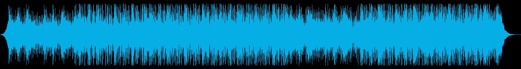 技術の未来の再生済みの波形