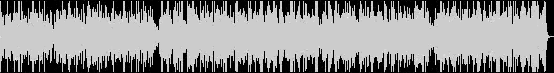 アコギメロディーほのぼの軽快曲の未再生の波形