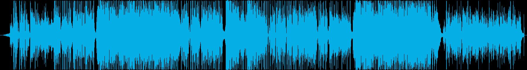 C-POPでハッピーな曲の再生済みの波形