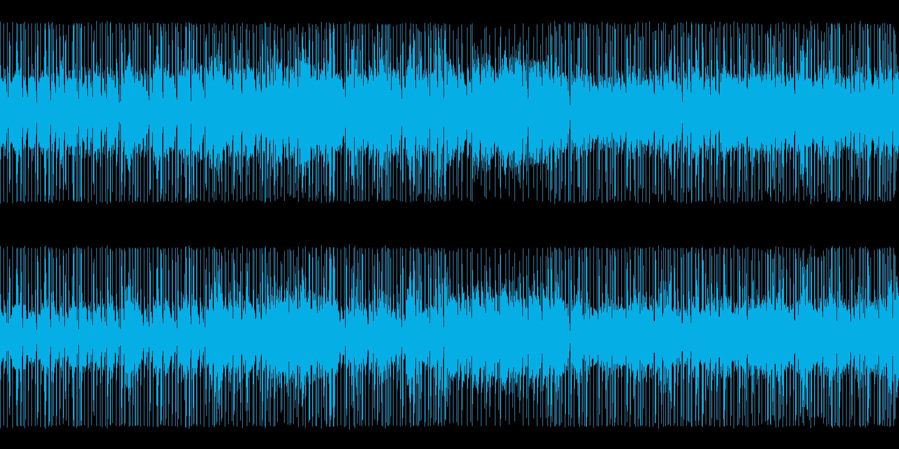 BGM012-01 商品紹介、会社紹介…の再生済みの波形