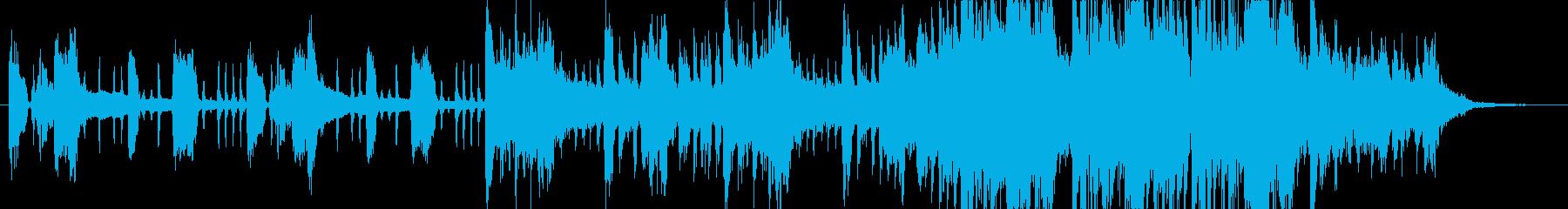ジングル - おしゃれエレクトロの再生済みの波形