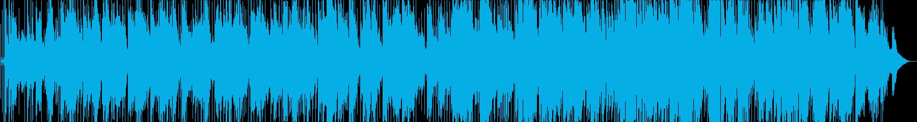 低音と2つのトランペットを含むクイ...の再生済みの波形