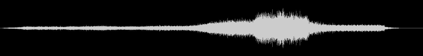 フォルクスワーゲン、ローリー、SM...の未再生の波形