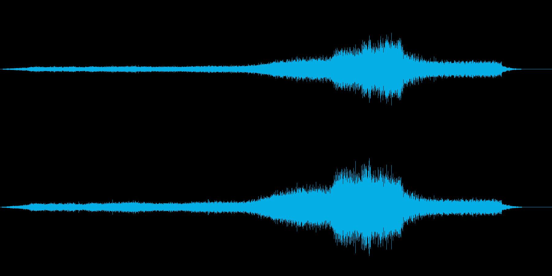 フォルクスワーゲン、ローリー、SM...の再生済みの波形