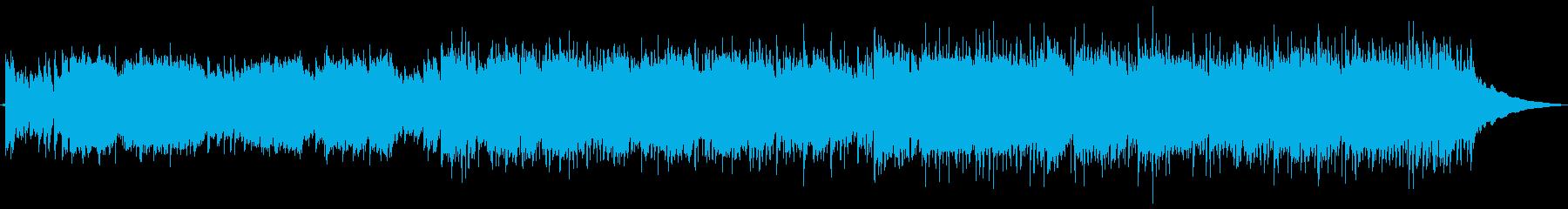 オープニング・かっこいいフラメンコの再生済みの波形