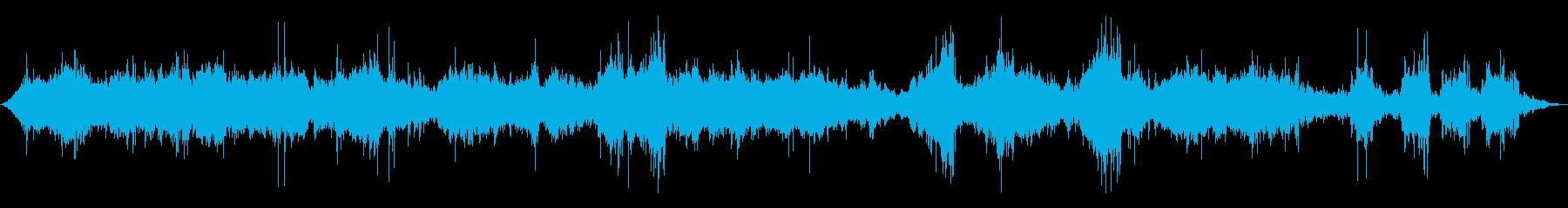 地下水クレプシードラガイザー:泡立...の再生済みの波形