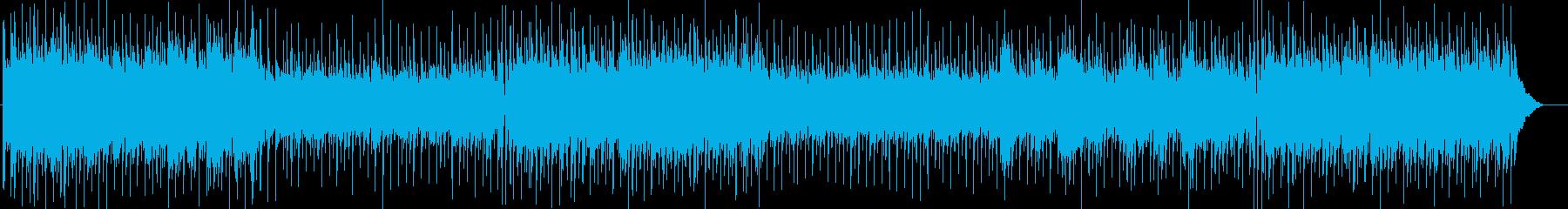 爽やかで煌びやかな12弦ギターポップの再生済みの波形