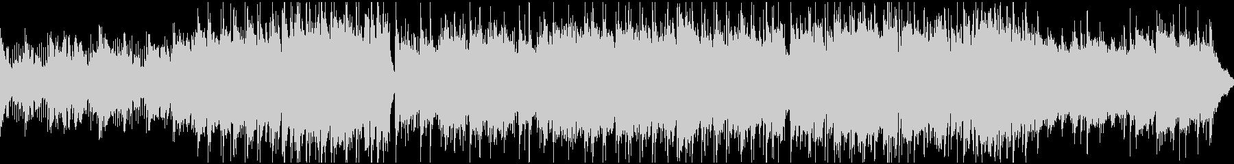 切ないケルト曲(ループ)の未再生の波形