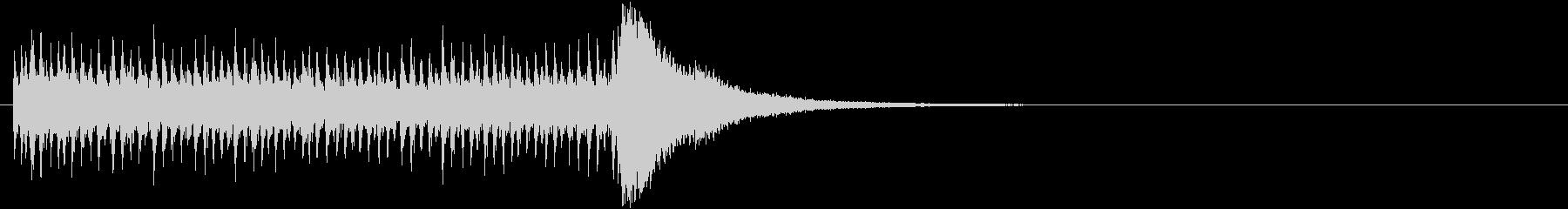 ドラムロール_01の未再生の波形