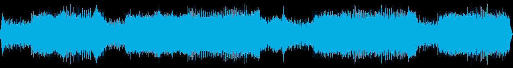 ゲーム/RPG/バトル/オーケストラ風の再生済みの波形