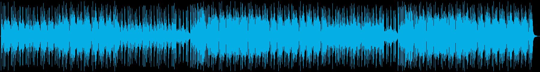Kawaii FutureBass 02's reproduced waveform